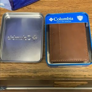 Colombia Wallet